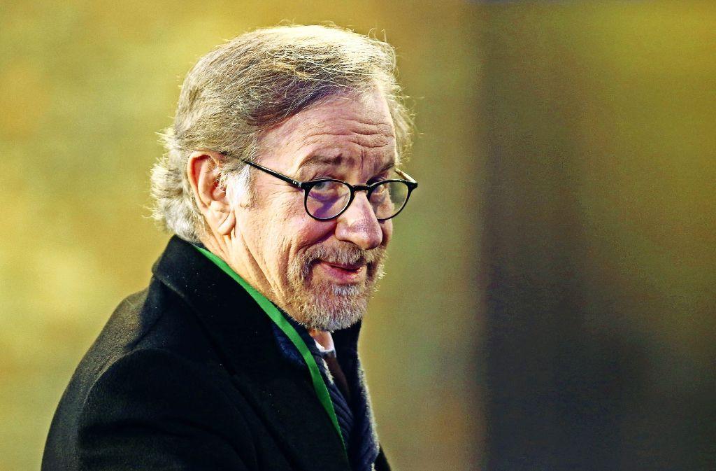 Das aktuelle Hollywood ist ohne ihn undenkbar: Steven Spielberg. Foto: Getty Images Europe