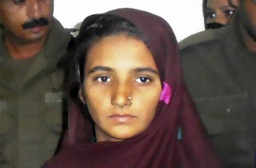 Christin Asia Bibi befindet sich noch in Pakistan