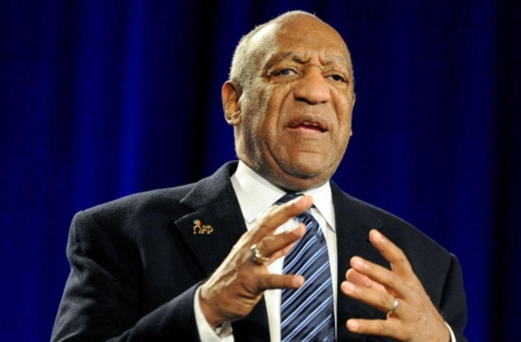 Der US-Komiker Bill Cosby sieht sich immer neuer Vergewaltigungsvorwürfe ausgesetzt. Foto: dpa