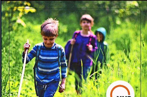 Wie man Kinder zum Wandern bewegt