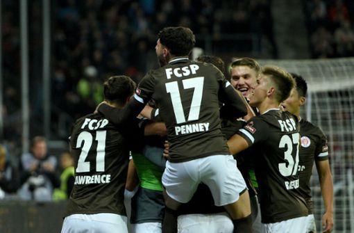 St.Pauli überrascht HSV mit historischem 2:0-Erfolg