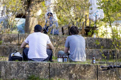 Alkoholverbote für Kommunen nur schwer umzusetzen