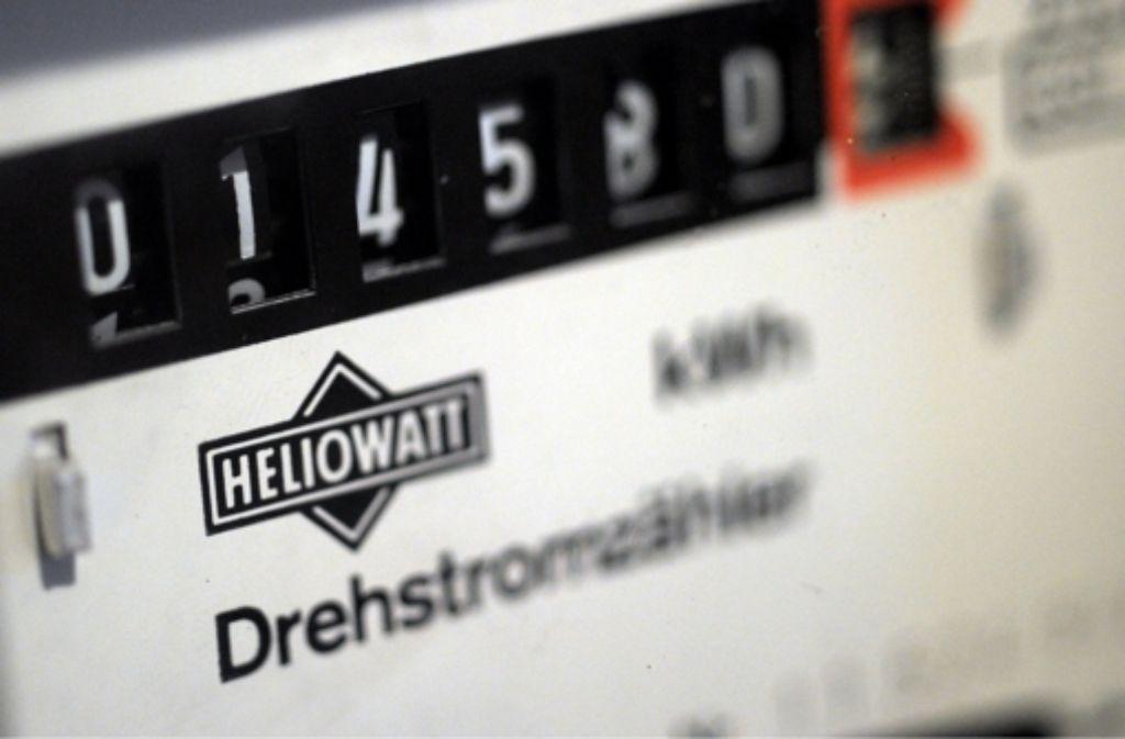 Rund 2000 Familien in Stuttgart wird jedes Jahr der Strom abgestellt. Foto: dpa