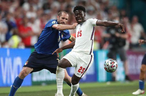 Fußball-Fan fordert Wiederholung des EM-Finales