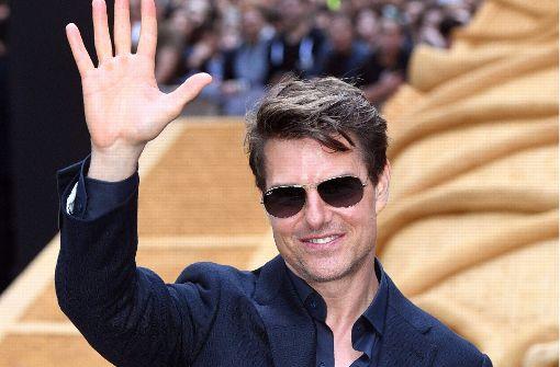 Tom Cruise plant Top Gun 2