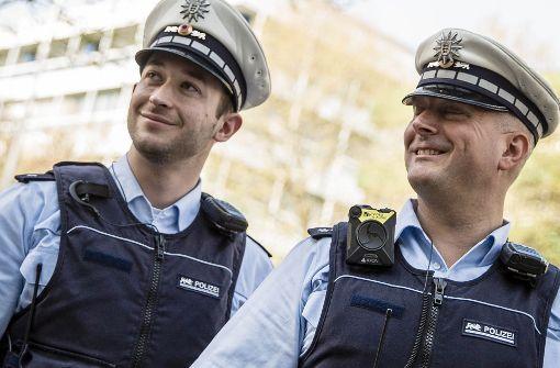 Respekt vor der Polizei sinkt