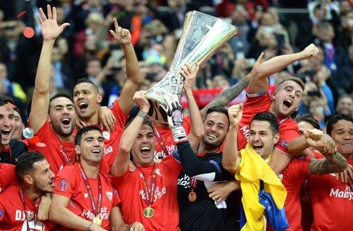 Sevilla macht's nochmal