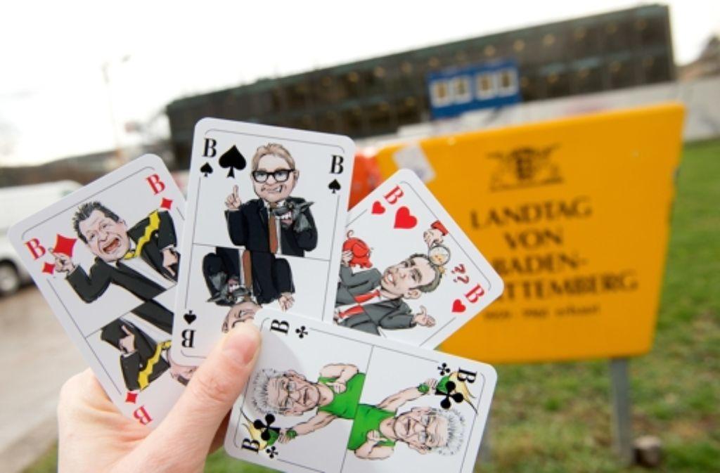 Wer zieht am 13. März in den Landtag ein? Zu den vier etablierten Parteien gesellen sich auf den Podien von StZ und StN auch die Links und die AfD. Foto: dpa