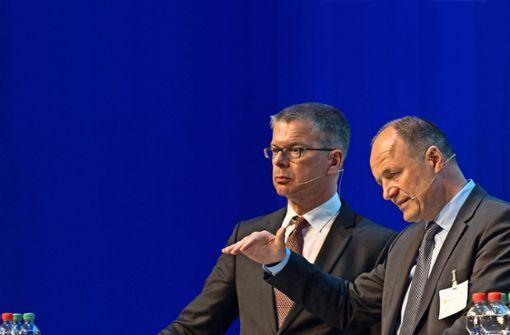 Werner Spec und Michael Ilk wollen ihre Stadt im Kreistag stärken