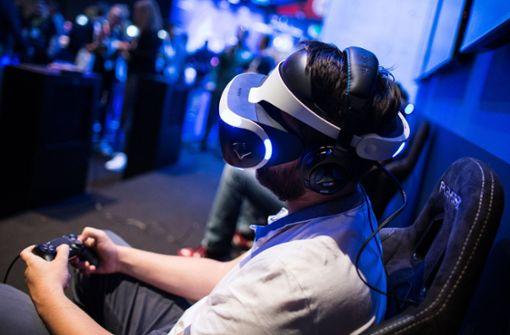 Das Geschäft mit Computerspielen boomt