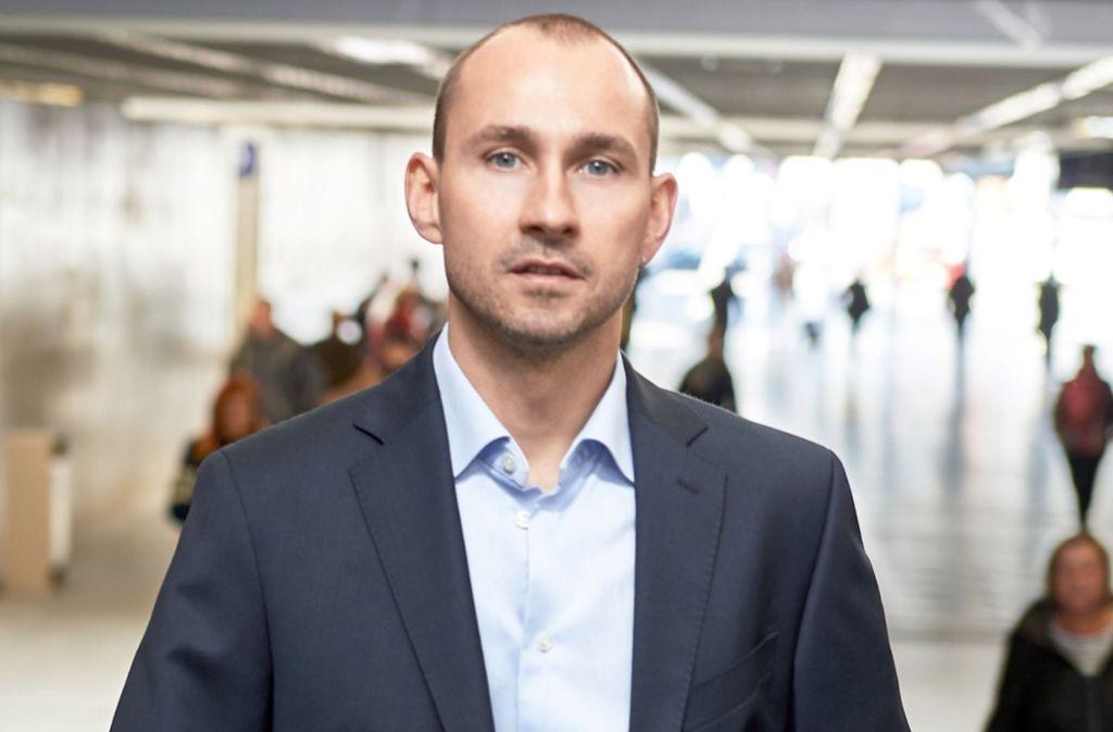 Wird von Kollegen aus dem Gemeinderat  als offen und pragmatisch beschrieben: Stefan Belz, Böblingens neuer OB Foto: privat