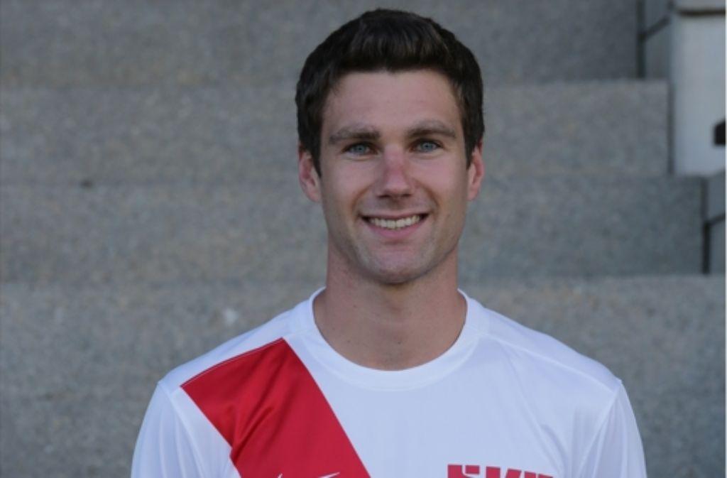 Christian Buck erzielt im Testspiel zwei Tore für den SV Fellbach. Foto: Patricia Sigerist