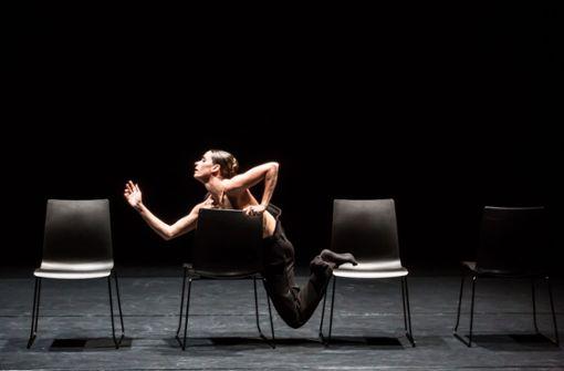Film und Tanz teilen sich bei Gauthier Dance die Bühne