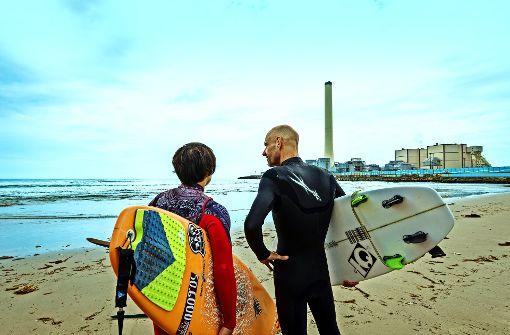 Surfin' Fukushima