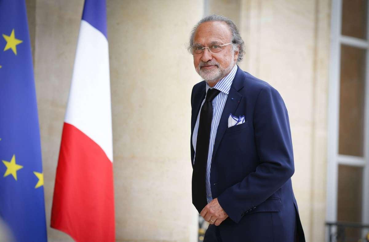 Olivier Dassault kam am Sonntag ums Leben. Foto: imago images/PanoramiC/Stephen Caillet