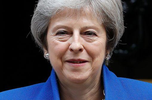 London und EU einigen sich auf Entwurf