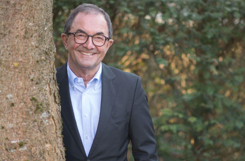 Erwin Staudt ist Ehrenpräsident des VfB Stuttgart. Foto: dpa/Marijan Murat