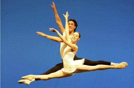 Prima, diese Ballerina