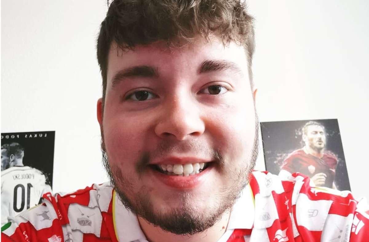 """Chris Lechleiter (23) ist auf Youtube als """"Leches"""" populär. Foto: Chris Lechleiter/privat"""