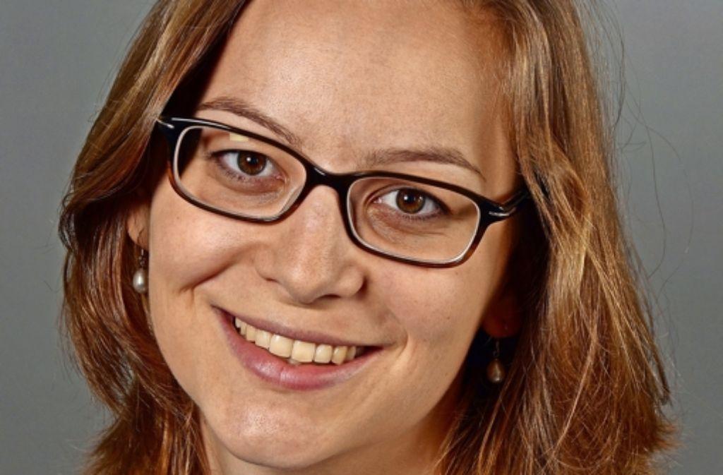 Kathrina Ockert ist neue Koordinatorin der ehrenamtlichen Flüchtlingsarbeit. Foto: privat