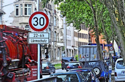 Kommt Tempo 30 in Stuttgart-Süd?