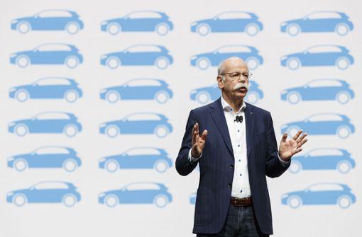 BMW und Daimler wollen Details zu Kooperation ausarbeiten