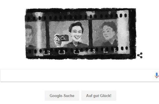 Was die Google-Startseite am Mittwoch mit Stuttgart zu tun hat