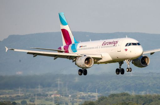Passagier stirbt auf Eurowings-Flug nach Köln