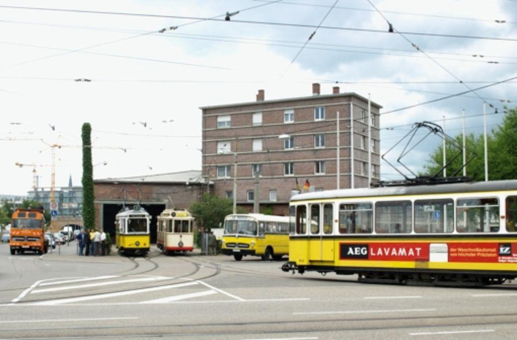 In Bad Cannstatt öffnet unter anderem die Straßenbahnwelt ihre Türen für die lange Nacht der Museen am Samstag. Foto: Archiv