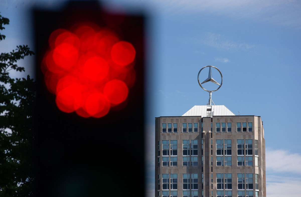 Daimler muss wegen der Corona-Krise stärker sparen. Foto: Lichtgut/Leif Piechowski
