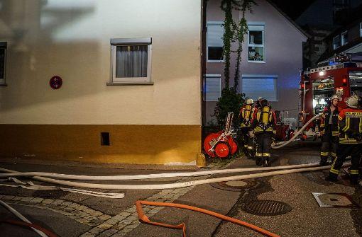 Brandursache steht fest