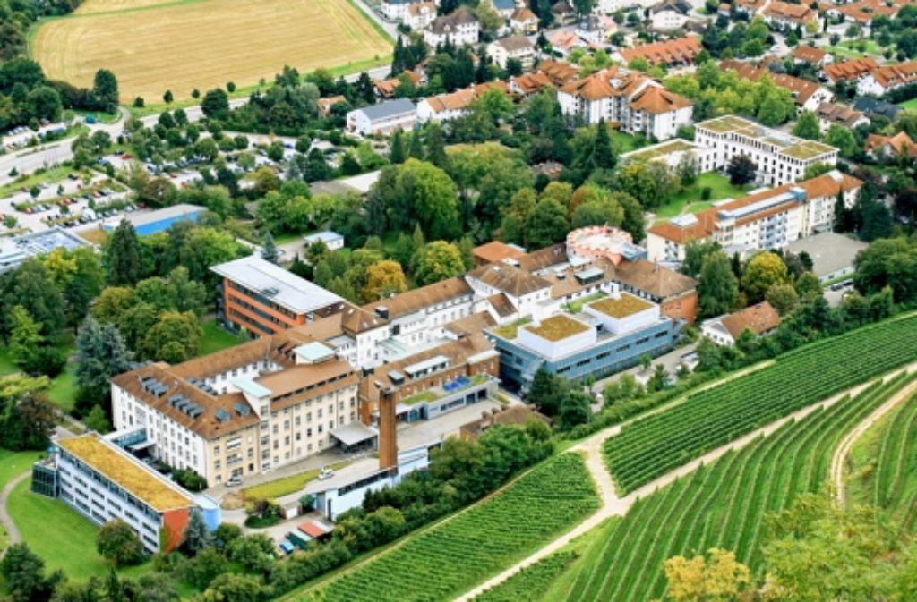 Krankenhaus Baden Württemberg