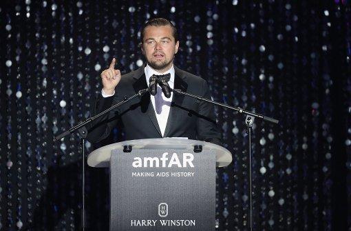 Urlaub mit Leonardo DiCaprio versteigert