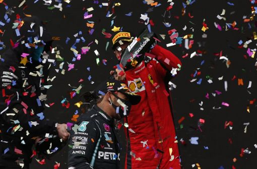 Fast wie ein Lottogewinn für Sebastian Vettel