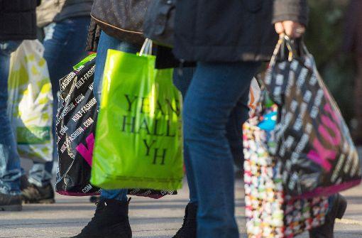 Erste Streiks im Einzelhandel noch im Mai möglich