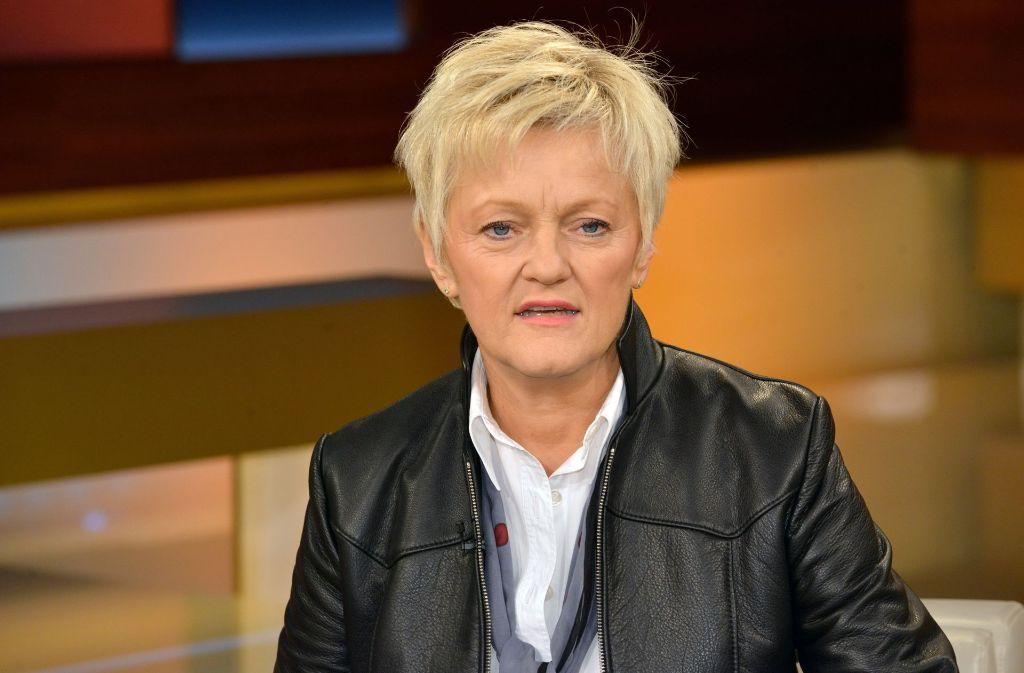 Wehrt sich strafrechtlich gegen die Verbreitung von falschen Zitaten – die Grünen-Politkerin Renate Künast. Foto: dpa