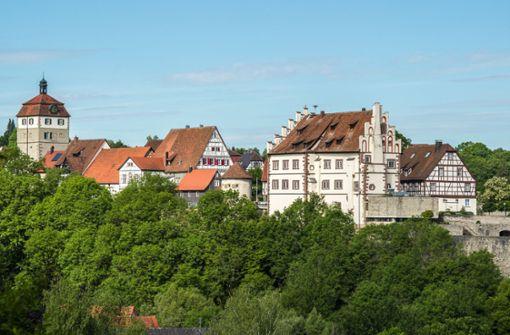Von der  Altstadt ins Flussidyll