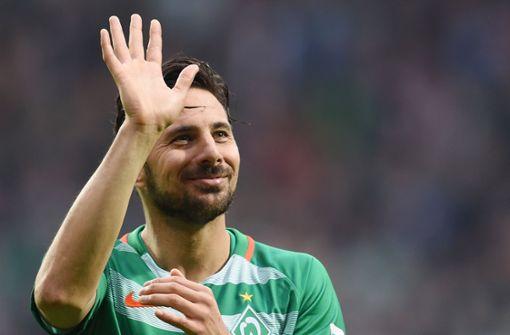 Claudio Pizarro kehrt wieder zu Werder zurück
