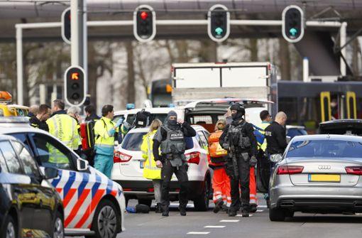 Polizei bestätigt einen Toten nach Schüssen in Utrecht