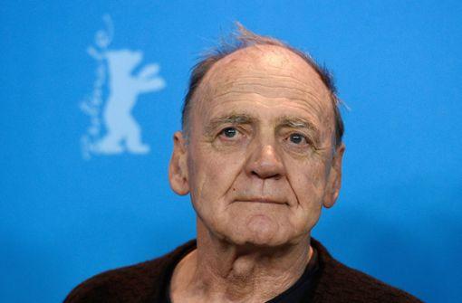 Schauspieler Bruno Ganz gestorben