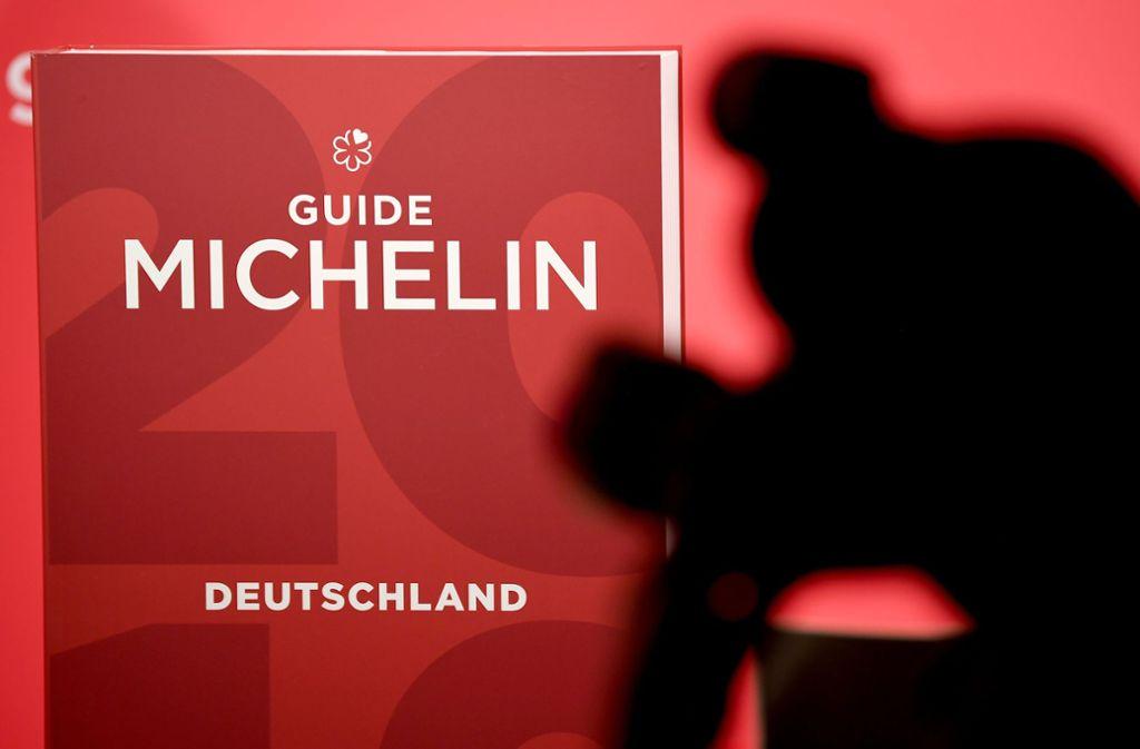 """Die Tatsache, dass in diesem Jahr ein Restaurant ausgezeichnet wurde, das nicht einmal mehr in Betrieb ist, zeigt, dass es beim """"Guide Michelin"""" an Sorgfalt fehlt. Foto: dpa-Zentralbild"""