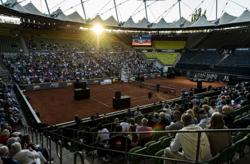 Das sind die Probleme des großen deutschen Tennisturniers