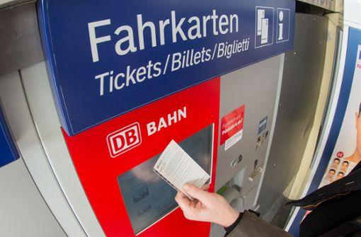 Bahn macht Automatenknackern einen Strich durch die Rechnung