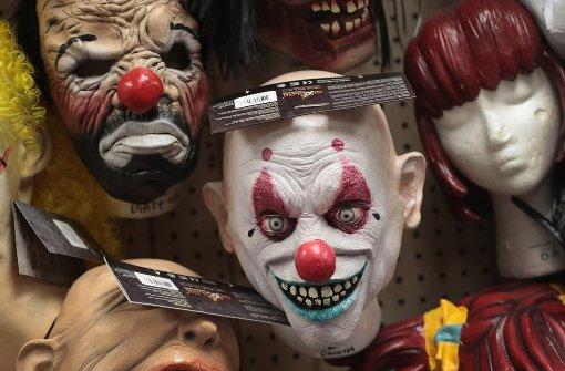 Grusel-Clowns schlagen in Baden-Württemberg zu