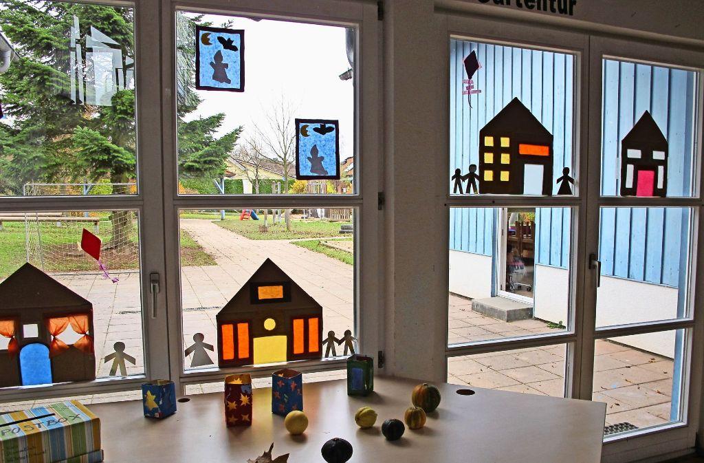 Bis 2019 fehlen in Steinenbronn wohl 42 Kindergartenplätze. Die Kita Am Steinenberg soll zumindest den kurzfristigen Bedarf decken. Foto: Malte Klein
