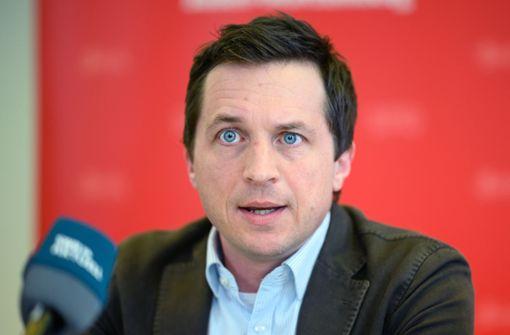Sascha Binder  gibt Platz im SWR-Rat frei