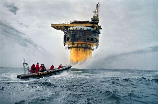 Wie tonnenweise Öl die  Nordsee verschmutzt