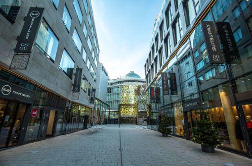 Zwei Drittel  der City-Händler rechnen mit dem Aus
