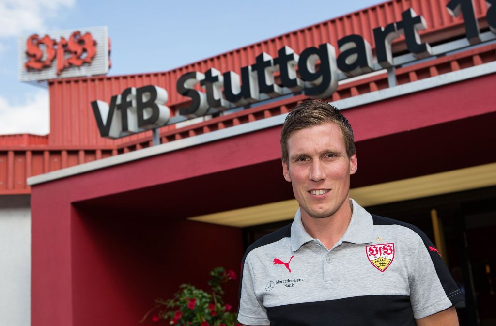 Hannes Wolf und der VfB wollen weiter zusammenwachsen. Foto: dpa