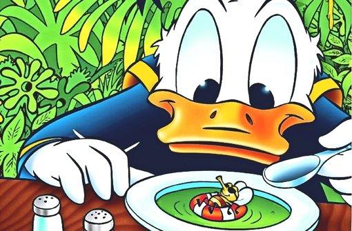 Ich bin ein Duck, holt mich hier raus!